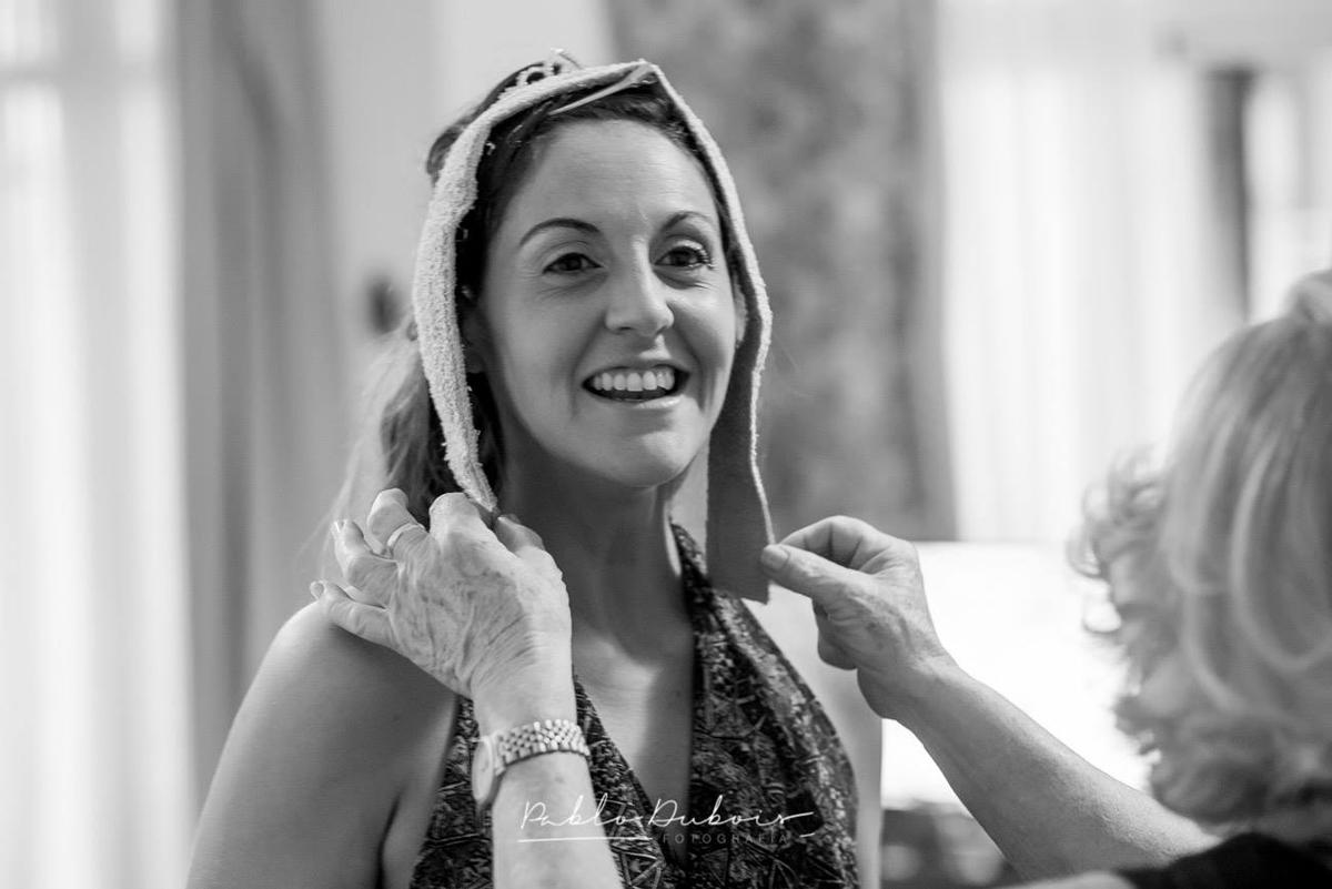Fotos de la boda de Cris y Joaquín, registro de ceremonia y fiesta  por Pablo Dubois Fotografía