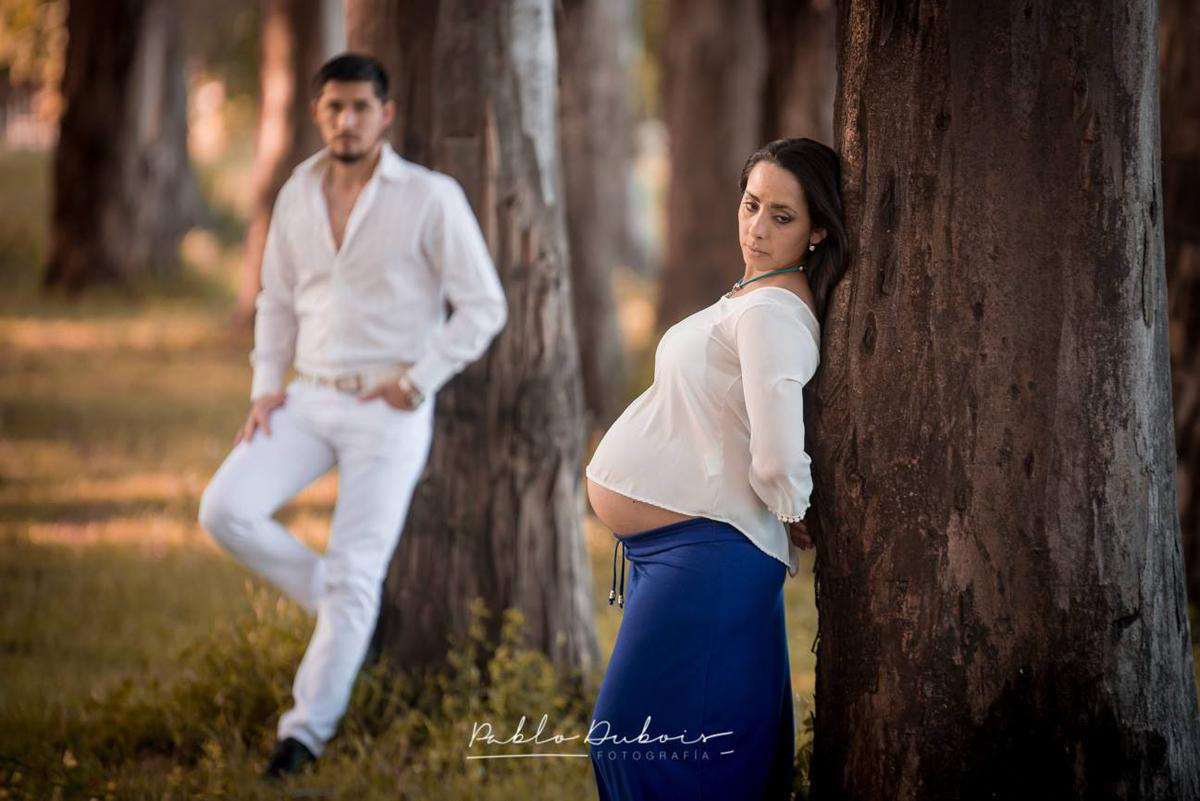 Fotos de embarazo, esperando a Thiago por Pablo Dubois Fotografía