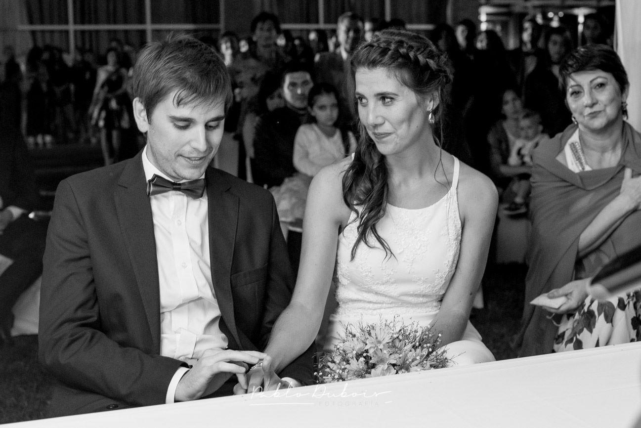Fotos de la boda de Desi y Mati por Pablo Dubois Fotografia