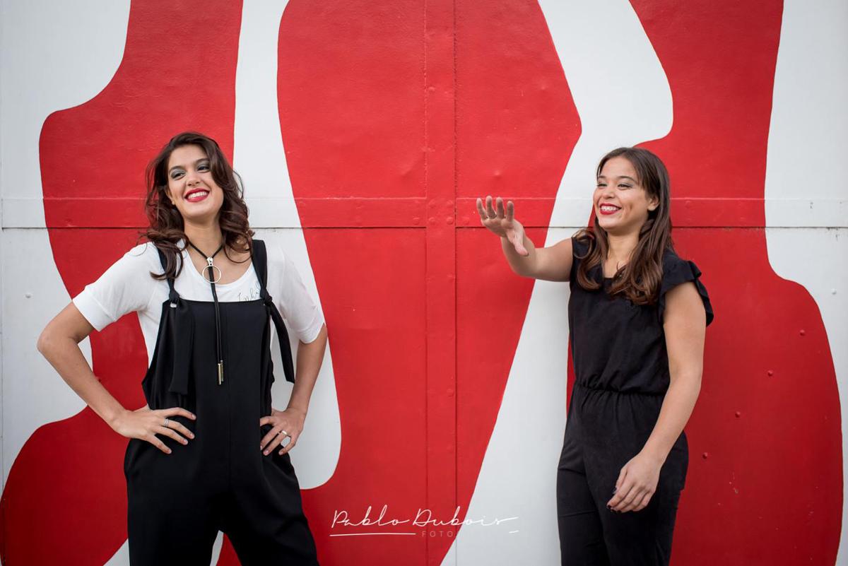 Fotos del book de quince de Guille y Emi por Pablo Dubois Fotografía
